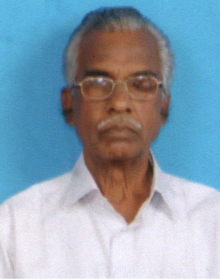 B BHASKARA PILLAI